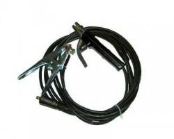 Zváracie káble 25mm2/3m 35-50
