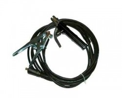 Zváracie káble 25mm2/5m 35-50